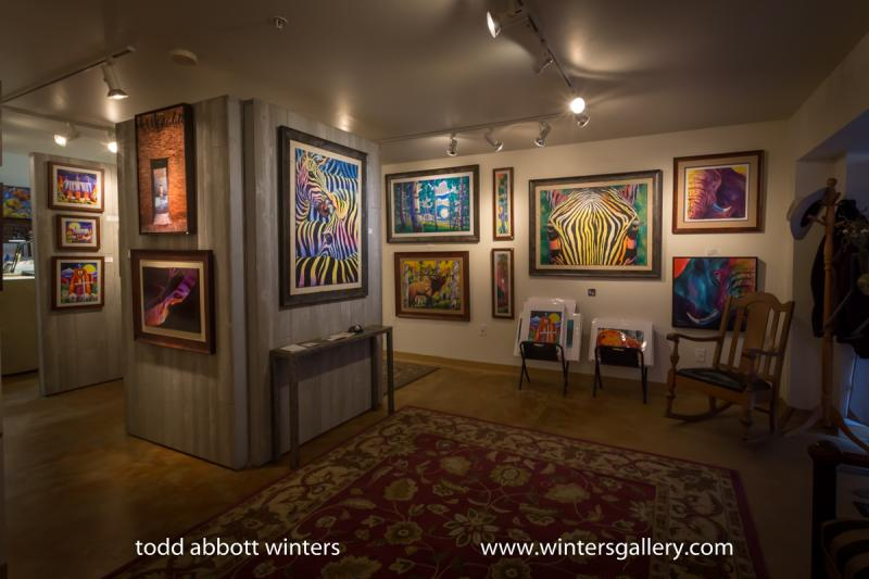 Winters studio